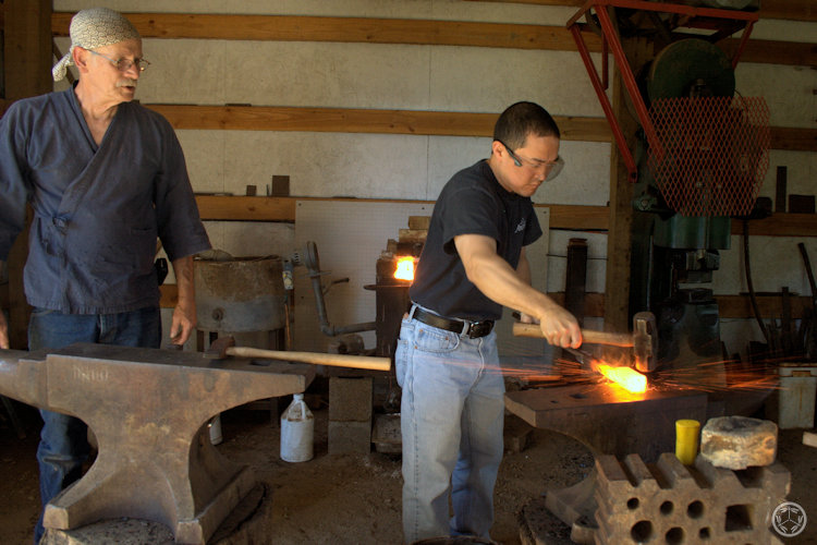 2012-09_Intermediate_Forging_Course_08