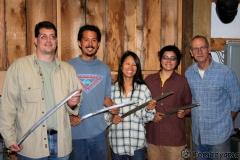 2008 School Year Photos - Tomboyama Nihonto Tanren Dojo (Dragonfly Mountain Japanese Sword Forging School)
