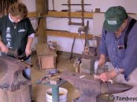 bruceandpathammering