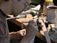 jacob_applying_clay