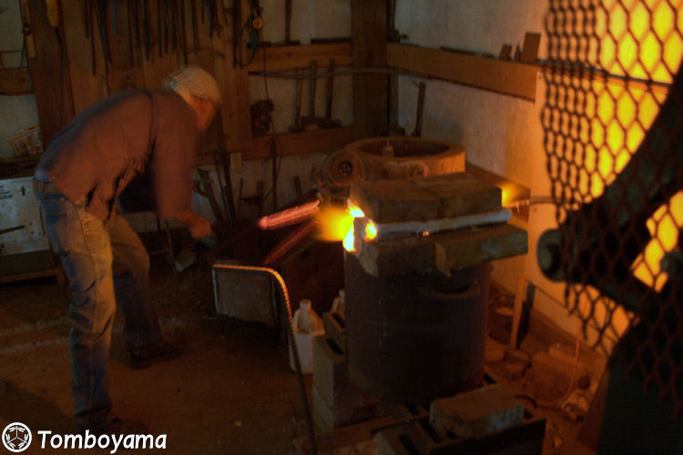 Tomboyama_August_2011_Basic_Forging_Course_028