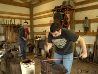 Tomboyama_-_March_2011_Basic_Forging_Course_020