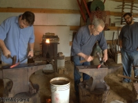 043_basic_forging_course_hand_hammering