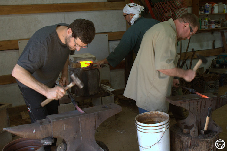2016-05_May_Advanced_Forging_Course_02