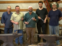 2016-05_May_Advanced_Forging_Course_06