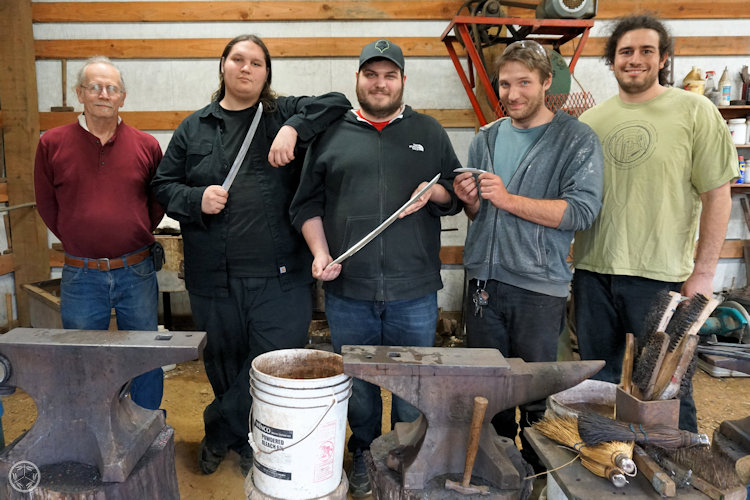 2018 03 March Basic Forging Course 08