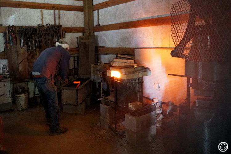 2018 10 October Basic Forging Course 11