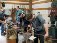 2018 03 March Basic Forging Course 06