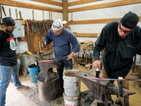 2018 05 May Basic Forging Course 01