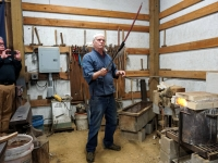 2018 05 May Basic Forging Course 08