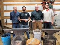 2018 05 May Basic Forging Course 10